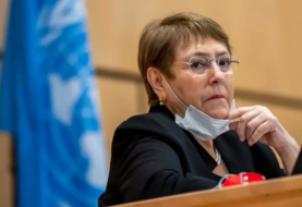 Bachelet es interpelada por situación de presos mapuches en Chile