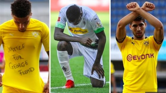 FIFA pide no sancionar a jugadores por mostrar solidaridad con George Floyd