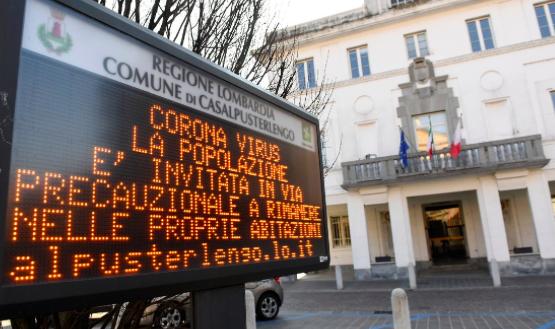Familiares de víctimas llevan a la justicia la gestión del COVID en Italia