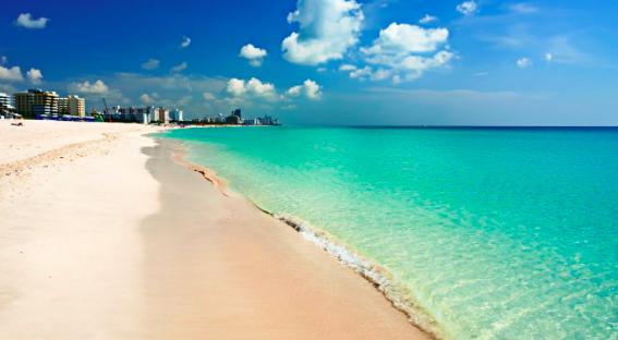 Miami Beach: lista para abrir sus famosas playas