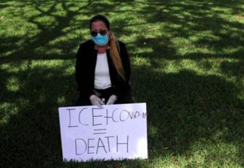 Urgen parar traslado de inmigrantes de Florida por riesgo de COVID-19
