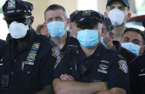 Sindicato policial en EEUU acusa a políticos y prensa de denigrar a agentes