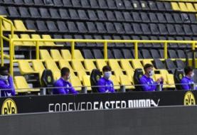 Bundesliga elimina obligación de mascarilla en los banquillos y las gradas