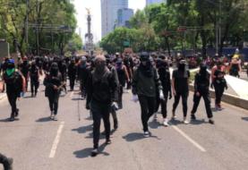 México se contagia de protestas contra abuso policial y gestión de la crisis
