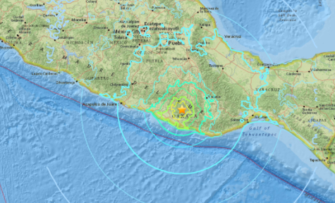 Sismo de magnitud 7,5 sacude el sur y centro de México