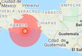 Emiten aviso de amenaza de tsunami para el Pacífico tras terremoto en México