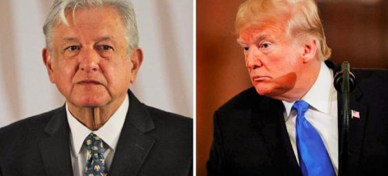 """López Obrador confirma que """"pronto"""" se reunirá con Trump en Washington"""