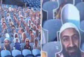 Foto de Bin Laden aparece en el estadio del Leeds United