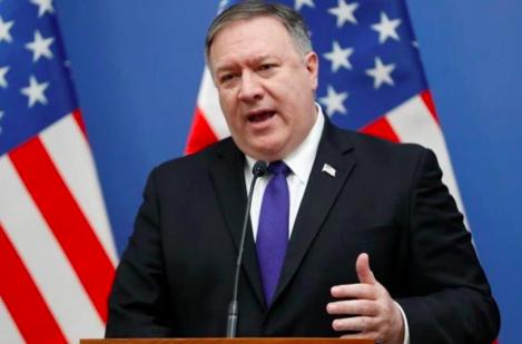 Pompeo exige al Consejo de Seguridad extender el embargo de armas a Irán