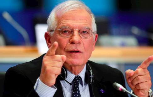 Borrell condena expulsión de la embajadora de UE en Caracas