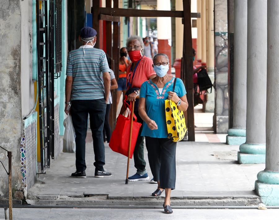 Cuba reporta hoy un solo caso nuevo de coronavirus