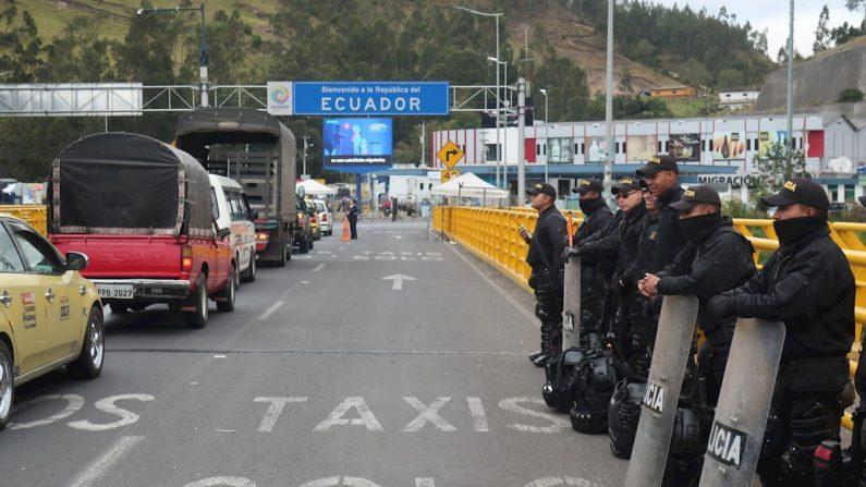 Ecuador y Colombia suscriben un Plan Operativo de Seguridad y Defensa