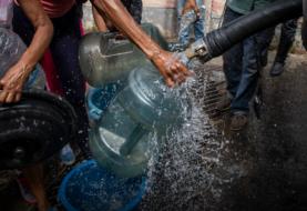 En Venezuela el 80 % de la población no tiene agua