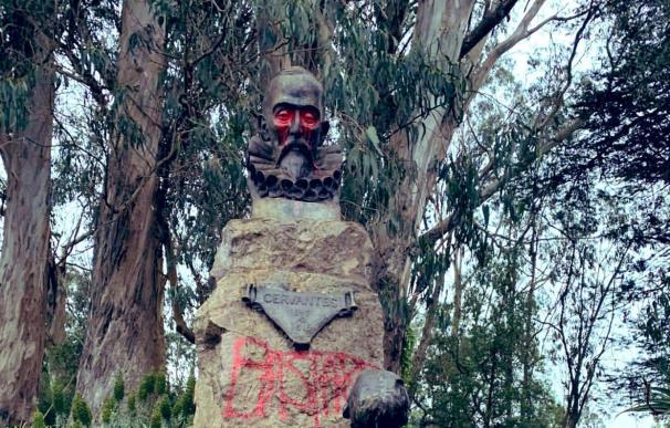 Organización latina por Trump rechaza destrucción de estatuas de figuras hispanas