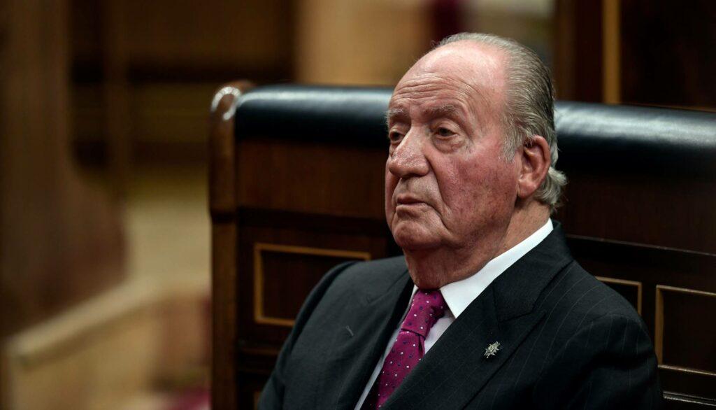 La Fiscalía española investiga al rey Juan Carlos