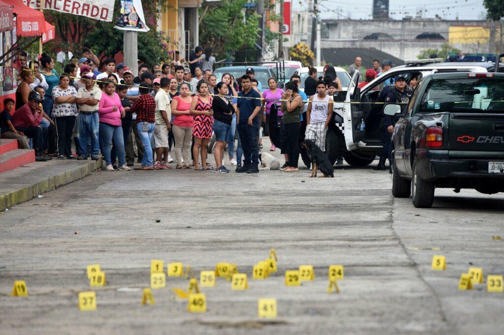 México registró 2.913 homicidios en mayo, la tendencia es a la baja