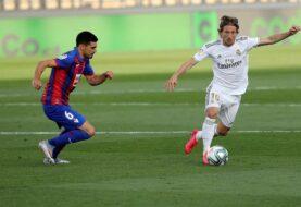 Modric quiere retirarse en el Real Madrid