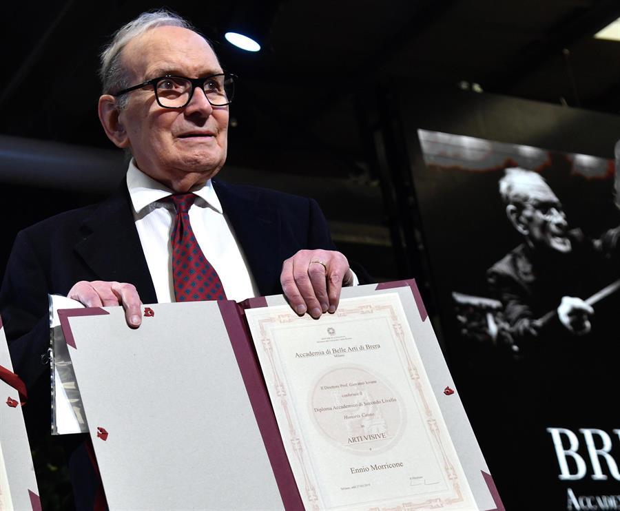 Morricone y Williams, Premio Princesa de Asturias de las Artes