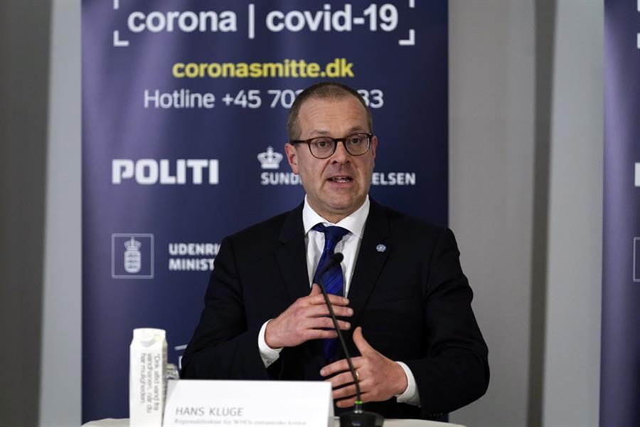OMS pide mantener medidas sanitarias mientras continúe la COVID-19