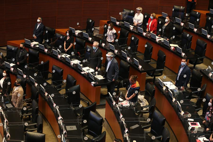 Senado de México aprueba reformas para adaptarla al T-MEC