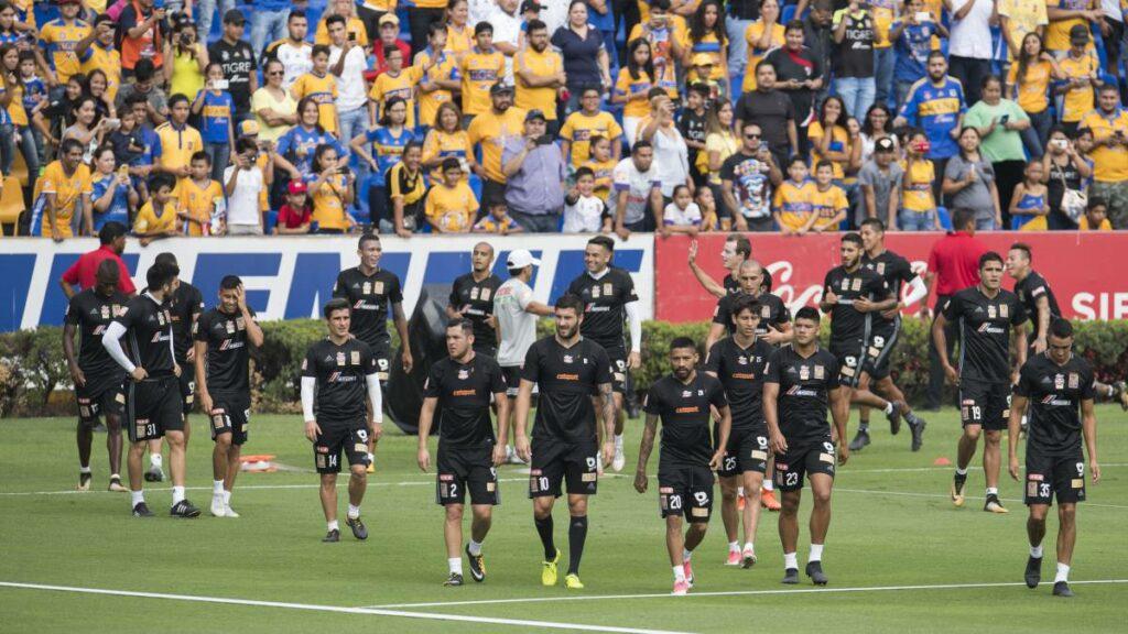 Tigres anuncian el regreso a sus entrenamientos para el Apertura mexicano