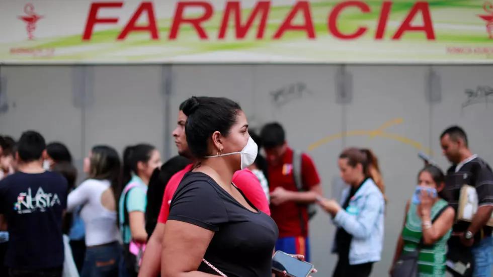 Venezuela supera los 3.000 casos de COVID-19
