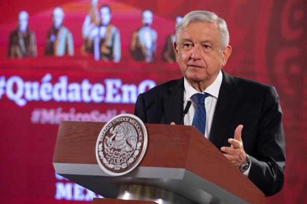 López Obrador revela supuesto documento de oposición para revocarlo en 2022