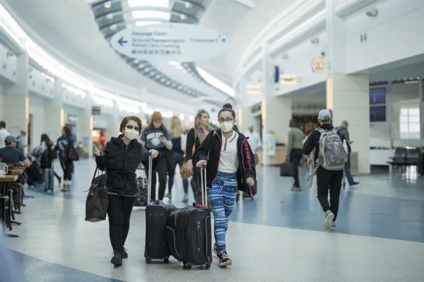 Nueva York impone cuarentena a viajeros provenientes de Florida