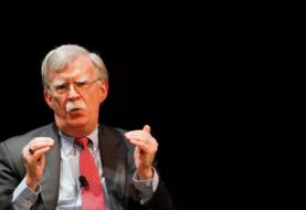 """Bolton: """"Si Trump gana (elecciones), intentará reunirse con Maduro"""""""