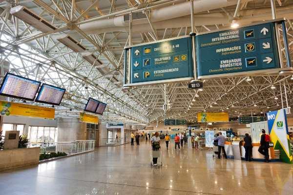 Brasil flexibiliza entrada de extranjeros por vía aérea