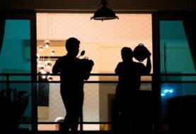 Cacerolazos en Chile en apoyo al retiro anticipado de la pensión por pandemia