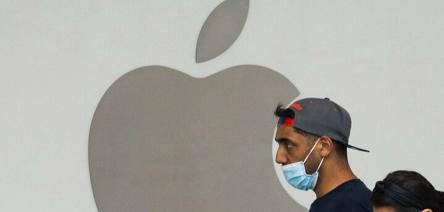 Apple vuelve a cerrar 30 tiendas en EEUU por el repunte de COVID-19