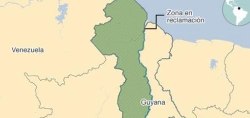 Guyana confiada en que la Corte Internacional solucione su disputa con Venezuela