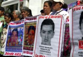 Autoridades identifican restos de uno de los 43 desaparecidos de Ayotzinapa