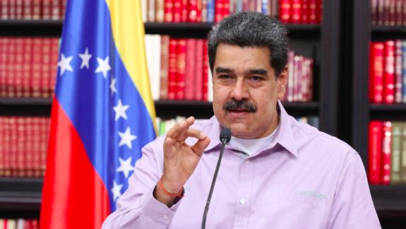 """Maduro llama """"irresponsables"""" a venezolanos que retornan por pasos ilegales"""
