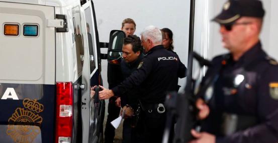 Exdirectivo de Pemex regresa a México extraditado desde España