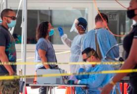 Florida supera los 10.000 casos diarios y acumula más de 5.000 muertes