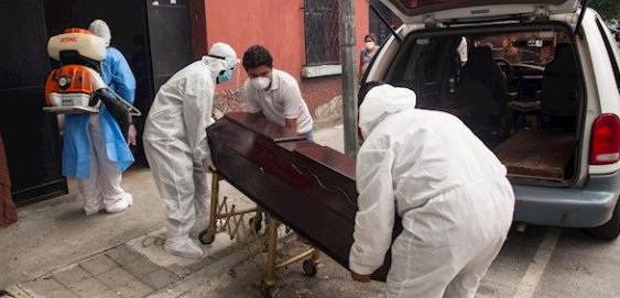 Brasil rebasa los 85.000 muertos y 2,3 millones de infectados por coronavirus