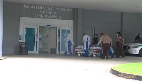 """Reportan """"estables"""" a dos niñas heridas en tiroteo en supermercado de Miami"""