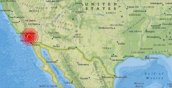 Sismo de magnitud 4,2 hace temblar Los Ángeles