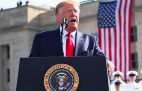 "Trump: ""Si Biden llega a la Casa Blanca, China se apoderará del país""."