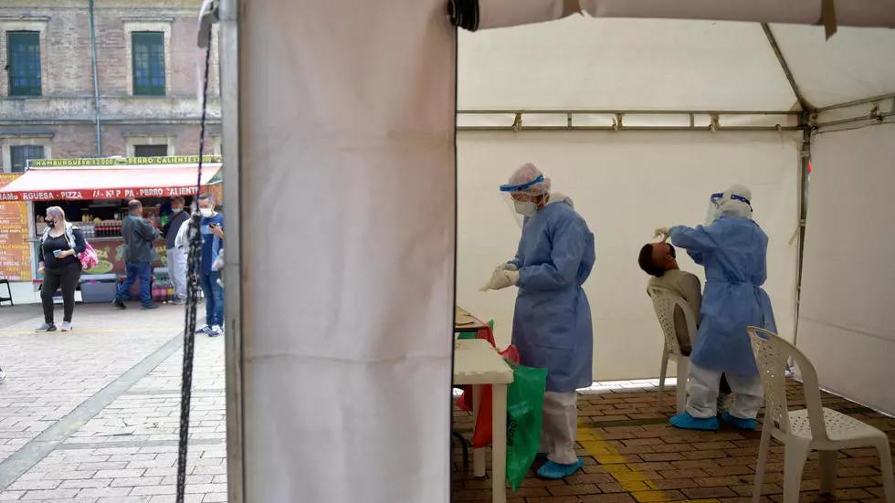Colombia supera por primera vez los 200 muertos por coronavirus