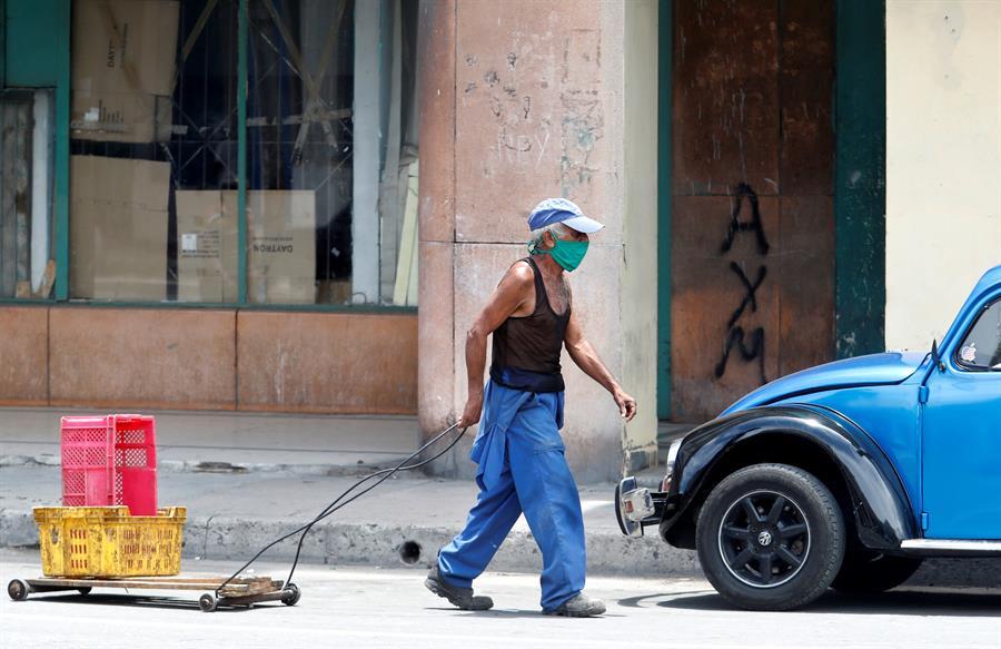 Cuba reporta 8 nuevos contagios el día en que comienza la reapertura