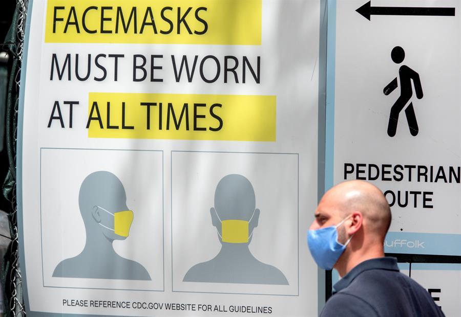 Estados Unidos supera los 3 millones de casos de coronavirus