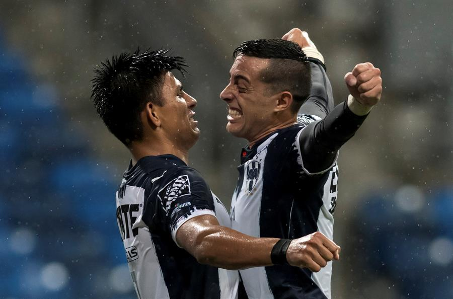 Funes Mori firma doblete en el triunfo del Monterrey