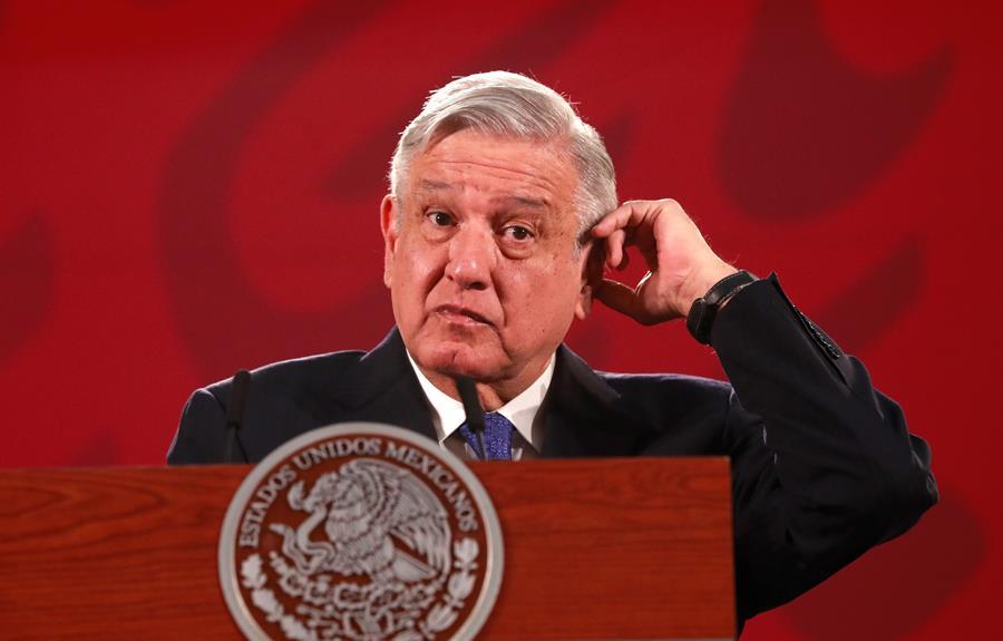 López Obrador admite rebrotes de la pandemia en algunos estados