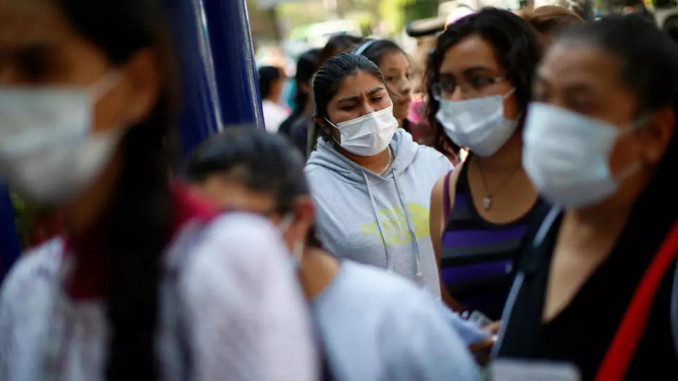 México acumula 39.485 decesos y 349.346 casos de COVID-19