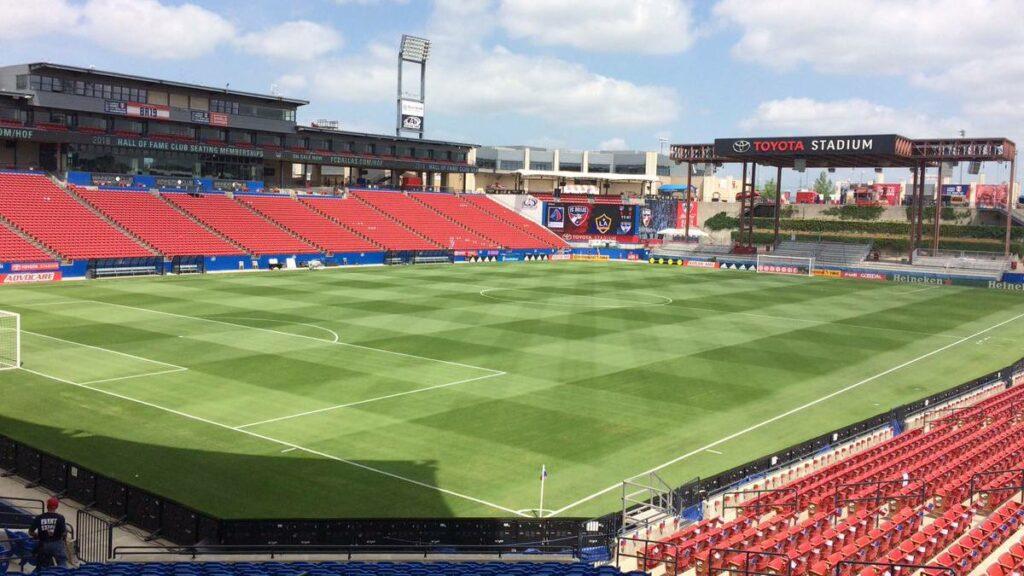 MLS prende las alarmas por 6 contagiados de COVID en el FC Dallas