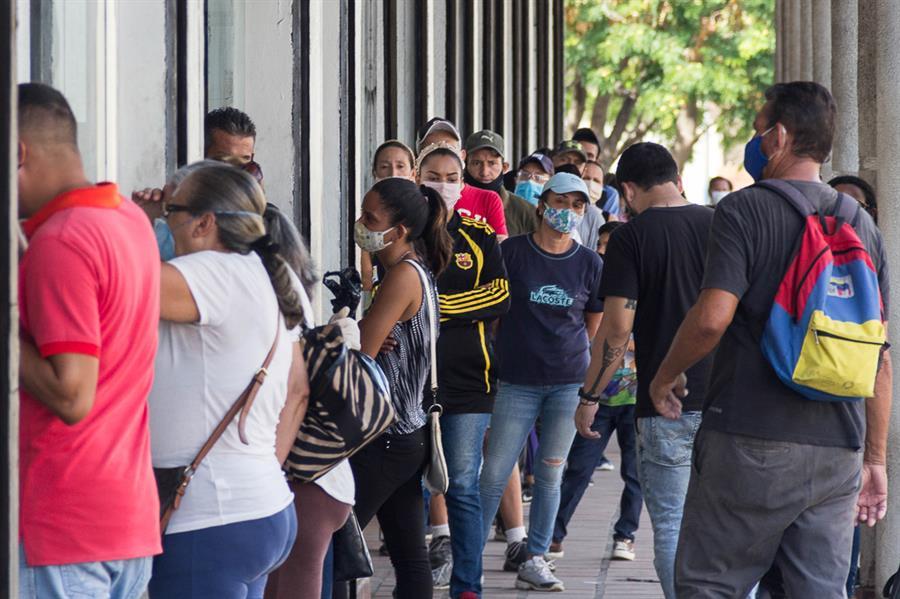 Mueren cuatro personas por COVID-19 en Venezuela, que llega a 146