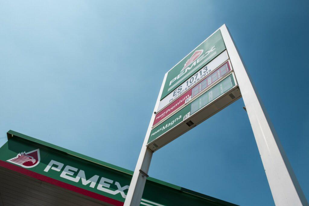 Pemex pierde 26.406 millones de dólares en el primer semestre